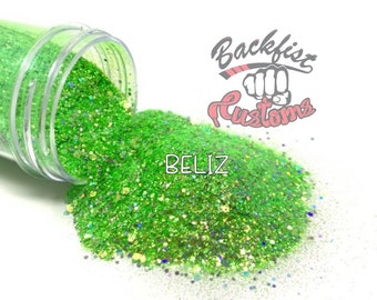 Belize ||  custom mix ( Green Vacation Series Mix)