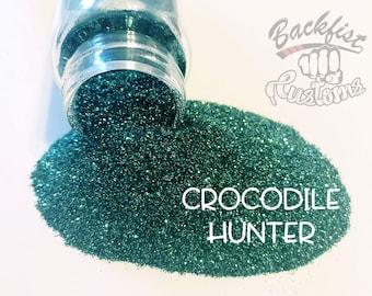 CROCODILE HUNTER  || Opaque Fine Glitter, Solvent Resistant
