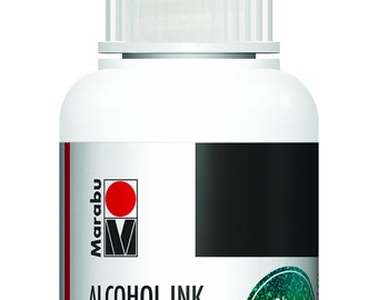 Glitter Blue-Green-Gold 516 || MARABU ALCOHOL INKS