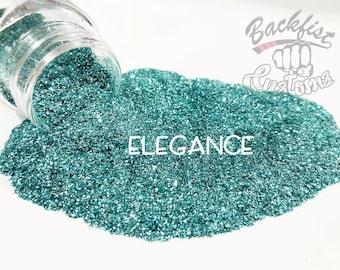 ELEGANCE || Opaque Fine Glitter, Solvent Resistant