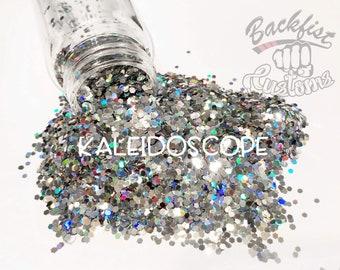 KALEIDOSCOPE    Chunky Glitter , Solvent Resistant