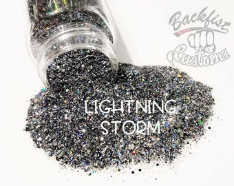 LIGHTNING STORM    Holo Cosmetic Blend