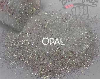 OPAL    Opal Chunky Glitter   Solvent Resistant