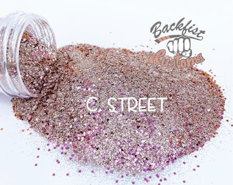 C. STREET    Custom Mix Exclusively made