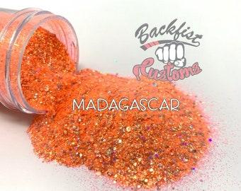 Madagascar     custom mix ( Orange Vacation Series Mix)