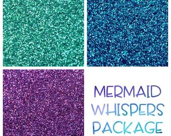 Mermaid Whispers Themed Glitter Package