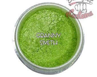 Granny Smith Mica Powder  || 5 gram by weight