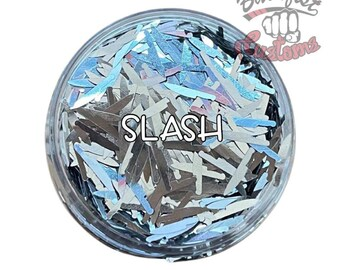 SLASH || Shaped Glitter