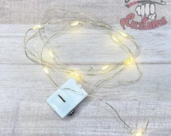 LED string of lights 1 meter