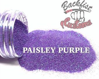 PAISLEY PURPLE || Opaque Fine Glitter