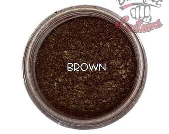 Brown Mica Powder  || 5 gram by weight