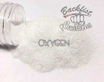 OXYGEN ||  Fine Glitter, Solvent Resistant