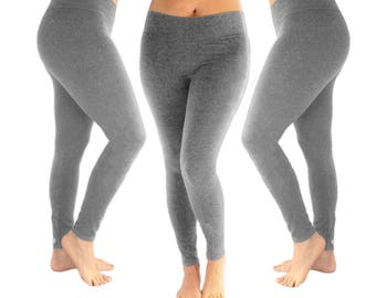709e3f0c3b Grey leggings