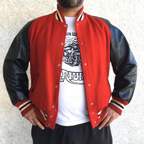 50s Letterman Jacket Vintage
