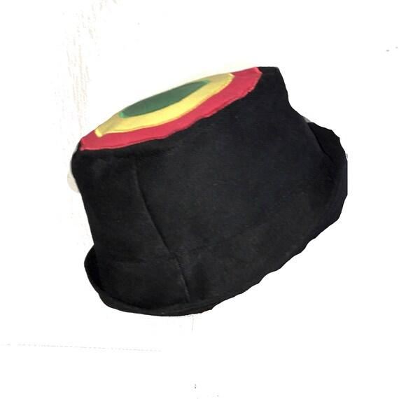 Rasta Target Hat c146a7b32b0