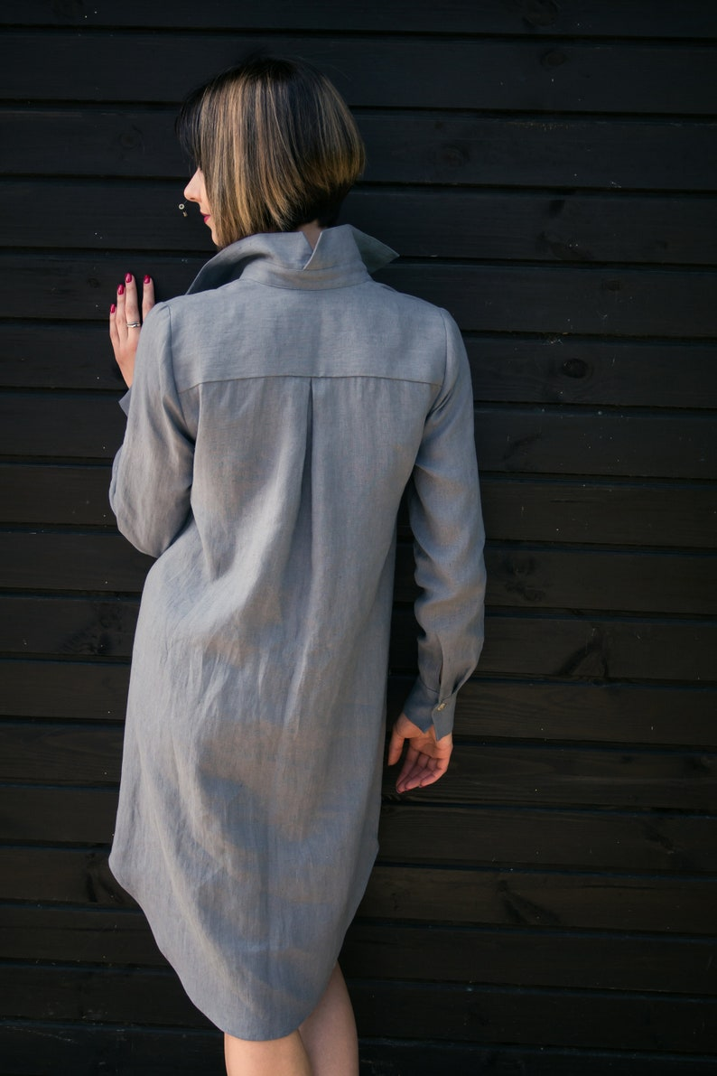 Linen Jacket Linen Womens Clothing Linen Dresses For Women Shirt Dress Linen Tunic Linen Shirt Women Linen Shirt Linen Dress