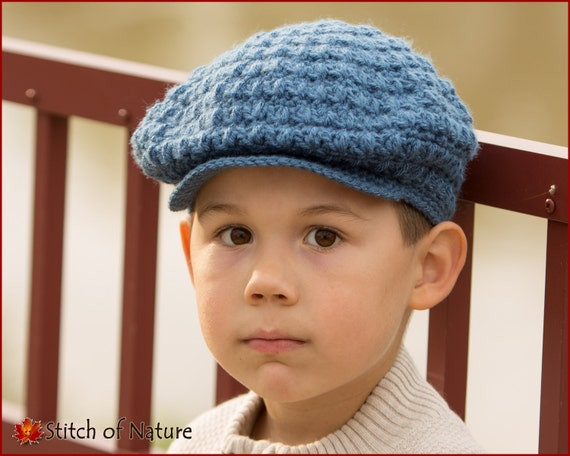 b5e915b3422 ... coupon for crochet pattern the collins scally cap newsboy hat girls etsy  e9146 b79fc