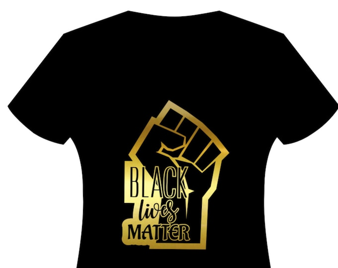 BLACK LIVES MATTER T-Shirt