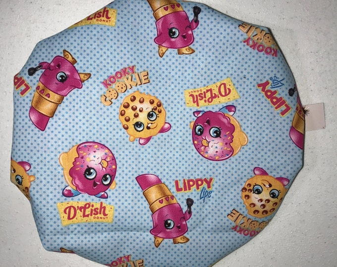 Satin Lined Shopkins Bonnet