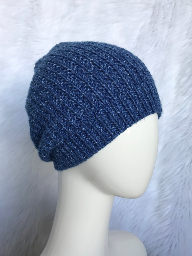 944ed09fe982f Lightweight Textured Slouchy Beanie Ribbed Slouchy Hat