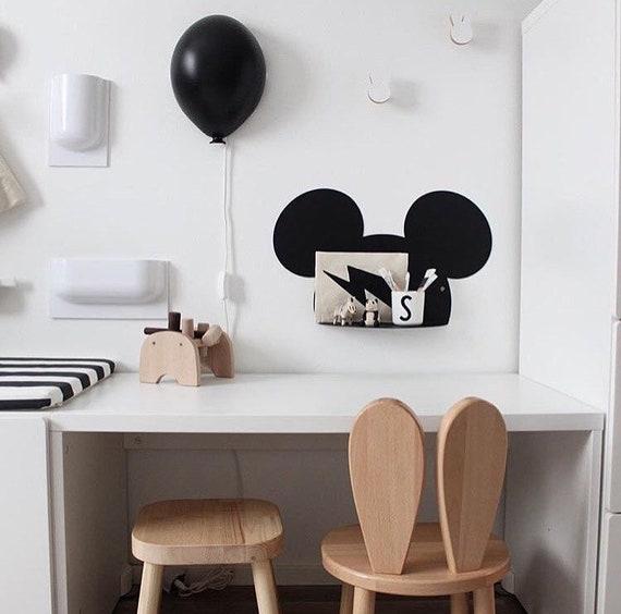 Metall Stahl Regal Mickey Mouse für Kinderzimmer Kinderzimmer   Etsy