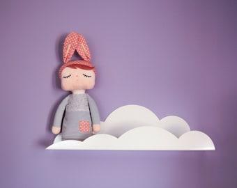 Cloud  shelf nursery kid's room
