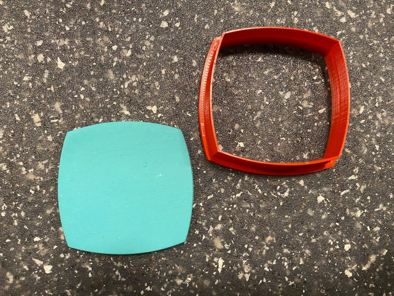 Obtuse Square Shape Cookie Cutter