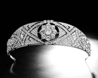 0974c74ef953 Beautiful Austrian Crystal Princess Tiara