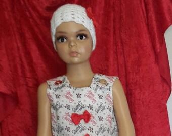 4T Girls Toddler Christmas Dress