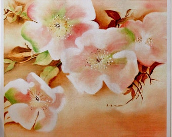 Wild Rose print