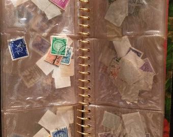 Grandpa's Stamps