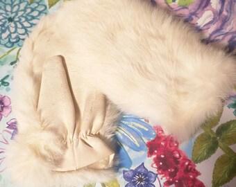 Great Grammy's Fur Mittens