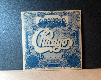 Chicago VI Vinyl LP 1973 Columbia Records Vintage Rock Album Peter Cetera