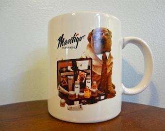 """Shar Pei """"Mantigo For Men"""" Coffee/Tea Mug"""