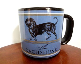 Dachshund Coffee/Tea Mug