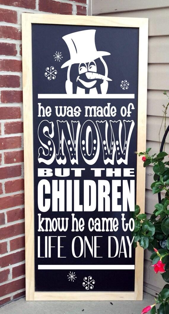 Weihnachten-Zeichen Urlaub Dekor Outdoor-Urlaub Dekor   Etsy