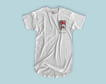 T-shirt • maple syrup • front/back / / PREORDER