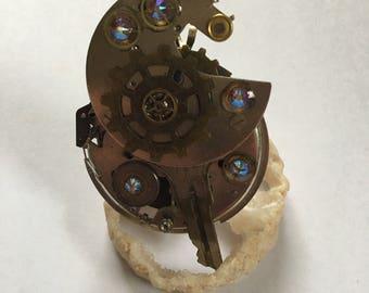 Steampunk Pendant V2