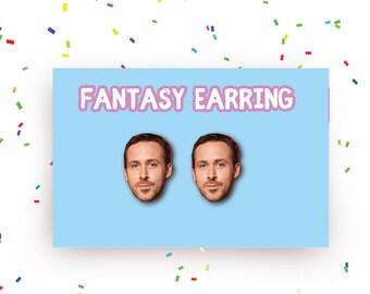SALE! Ryan Gosling earring