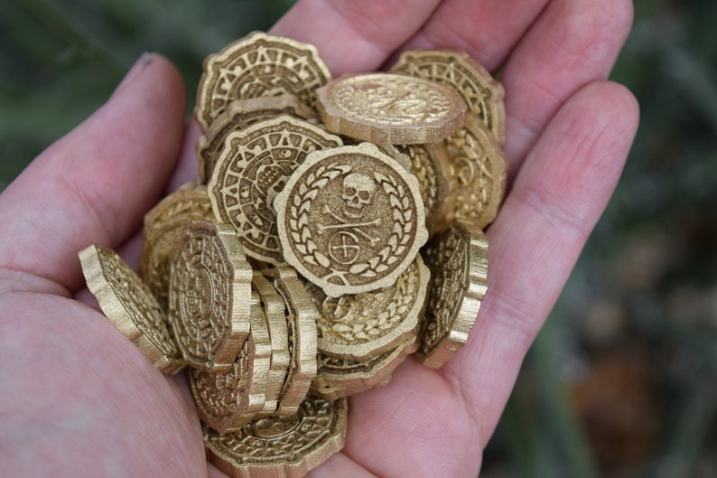 PIrate Swag Coins