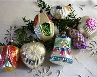 Antique Christmas Ornaments >> Antique Christmas Ornaments Etsy