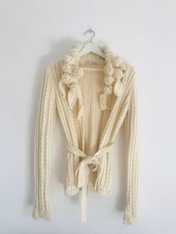 Ermanno Daelli woolen cardigan