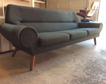 Quick View. Rare Kurt Ostervig Ryesberg Mobler Danish Sofa