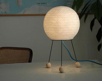 Runde Papier Lampe Etsy
