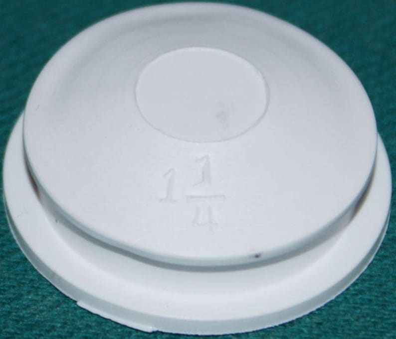Rubber Stoppers For Piggy Banks Made in USA image 0