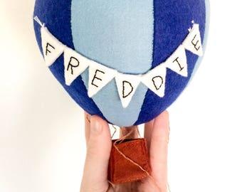 Large felt balloon