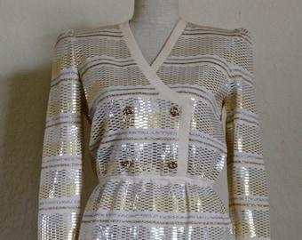 St John Skirt Suit