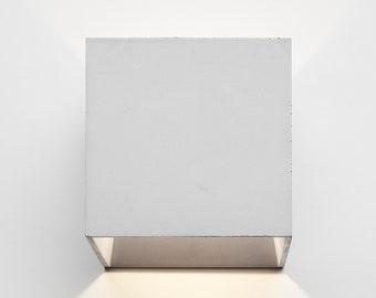 Lampada In Cemento Fai Da Te : Lampada da parete rosa moderna applique design minimalista etsy