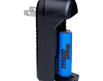 The Hoop Shop Replacement Battery and Charger - New Longer Lasting Battery - 700 mAh - Compatible With All The Hoop Shop Hoops