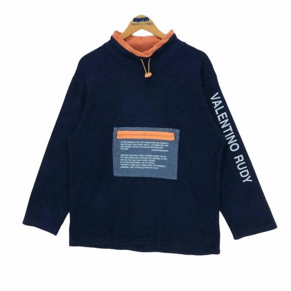 Vintage Valentino Rudy Fleece Sweatshirt